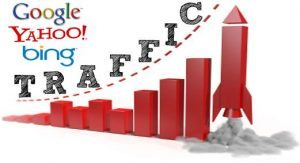 SEO Website Traffic Increases