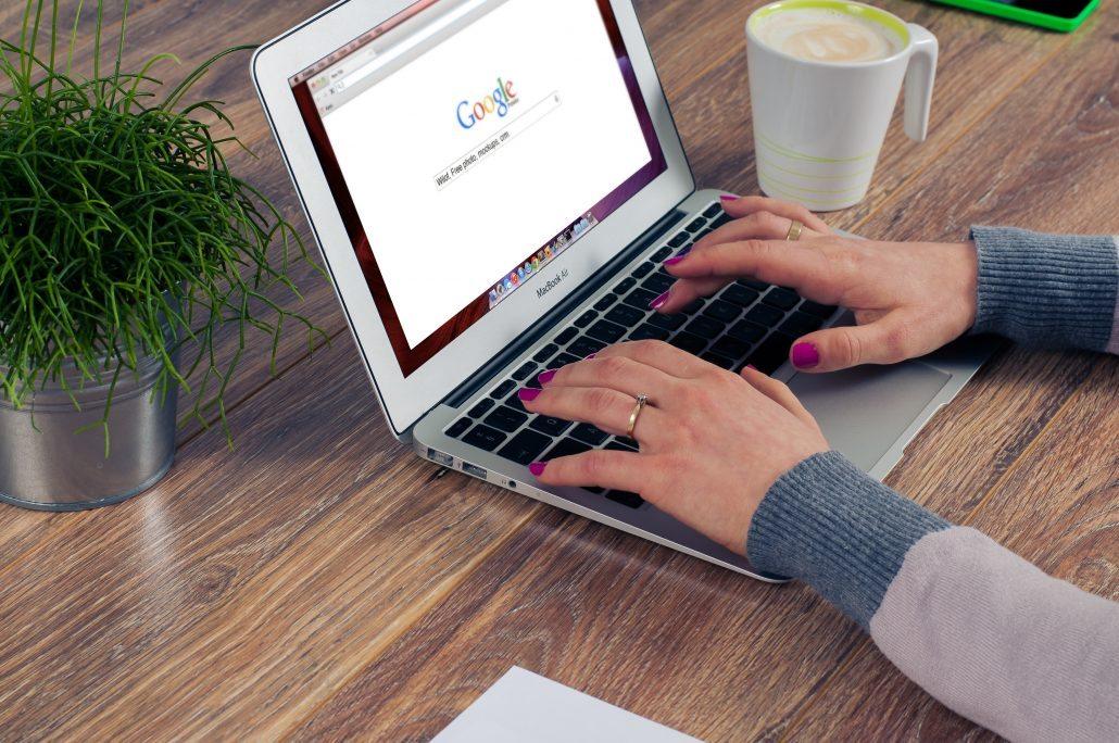 Real Estate Google Search Traffic