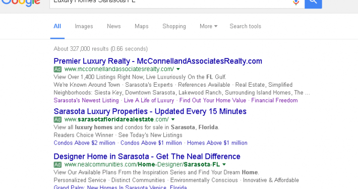 Luxury Real Estate Advertising